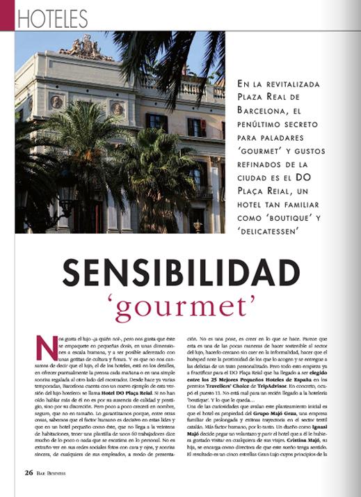 BarBusiness_Hotel Do Plaça Reial